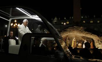 Pope Benedict XVI will visit Cuba in next march